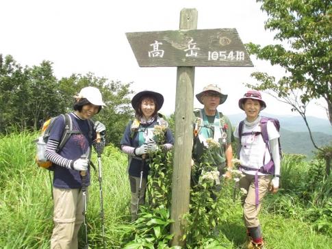 山の日・プレイベント(高岳) 012