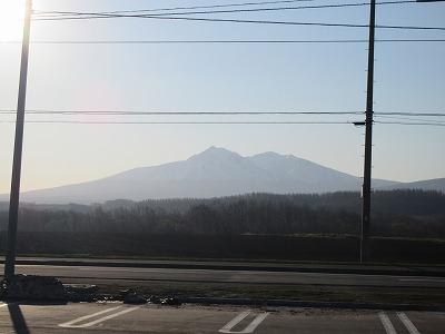 斜里岳(パパスより)