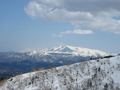 海別岳(斜里玉石尾根より)