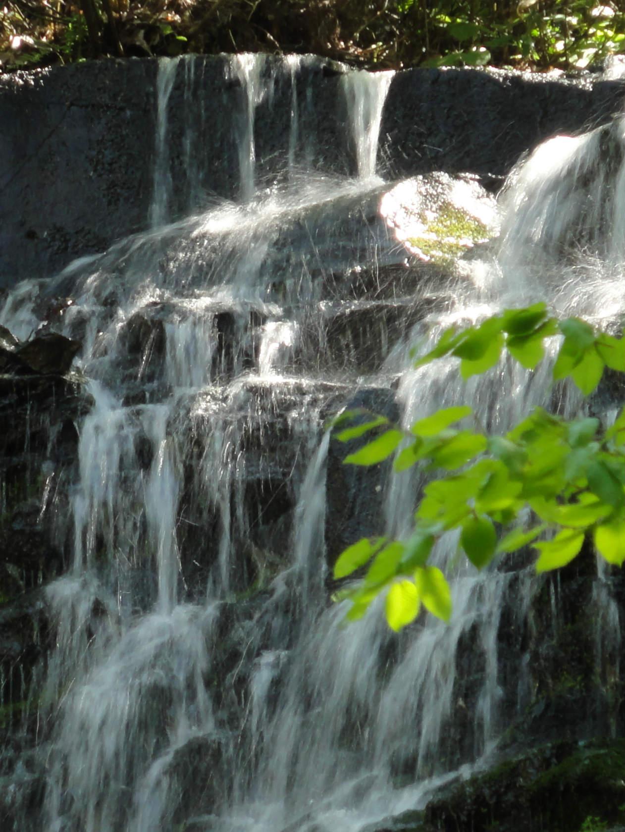 16白帆の滝