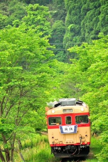 いすみ鉄道 280