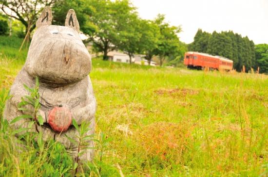 いすみ鉄道 345