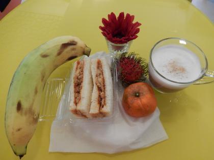 バンコク2015.4バンコクホテル・朝食