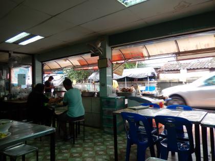 バンコク2015.2フライドチキン店