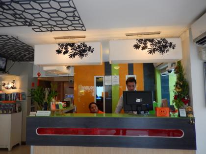 バンコク2015.4バンコクホテル