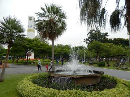 バンコク2015.2チャトゥチャック公園