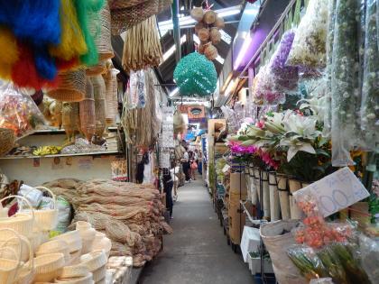 バンコク2015.2ウィークエンドマーケット