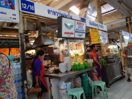 バンコク2015.2オートコー市場