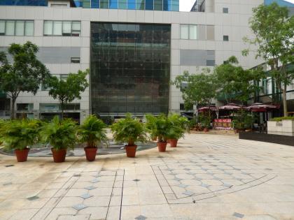 シンガポール2015.2チャイナタウンスクエア