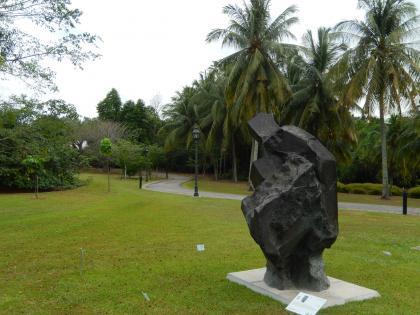シンガポール2015.2植物園