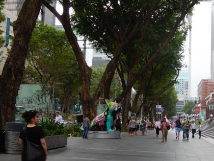 シンガポール2015.2オーチャード