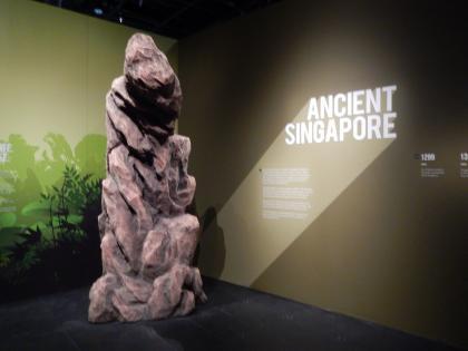 シンガポール2015.2国立博物館