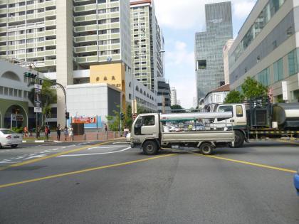 シンガポール2015.2チャイナタウン・ホンリムフードセンター