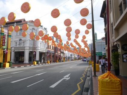 シンガポール2015.2チャイナタウン