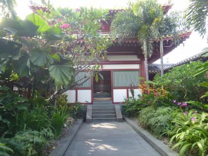 シンガポール2015.2チャイナタウン・仏牙寺