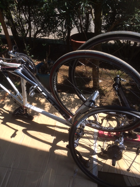 自転車弄り日和