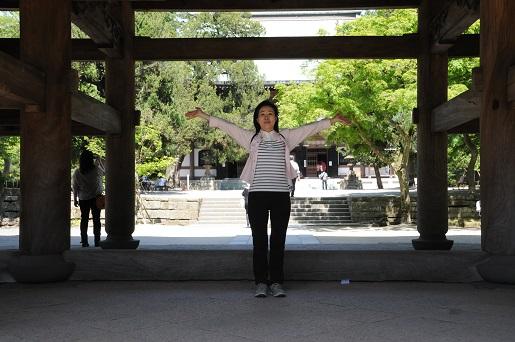 円覚寺門2
