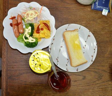 朝食12,22