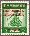 ジャワ・ワヤン(インドネシア加刷)