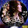 DOCUMENTARY OF AKB48 The time has come(DVD)