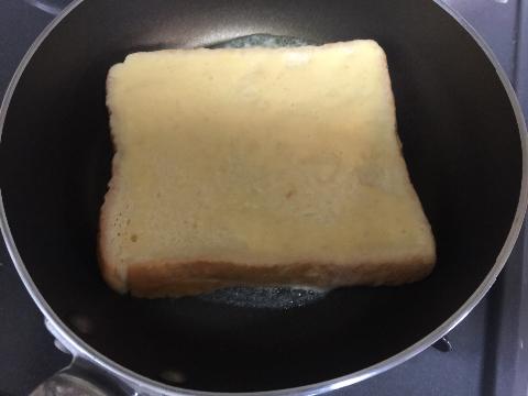 ヨーグルト焼き
