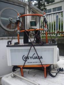 エバニュー オレンジボーン オーエッチ工業 ロープラチェット