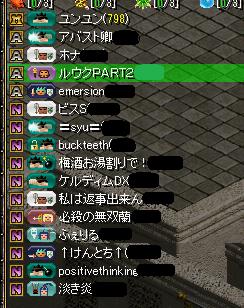 参加メンバー(1.31