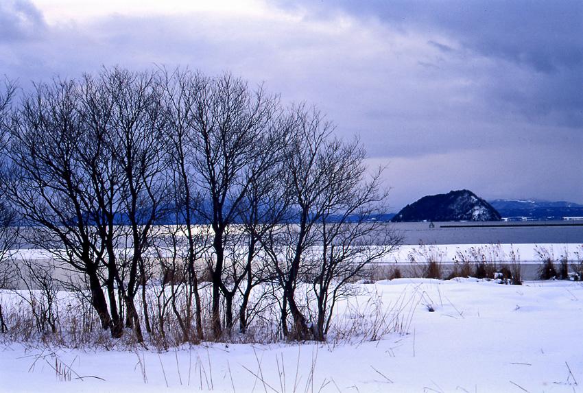 湖北冬風景01