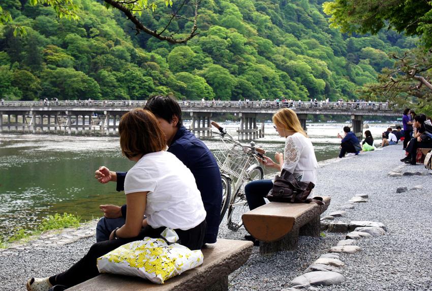 新緑嵐山05