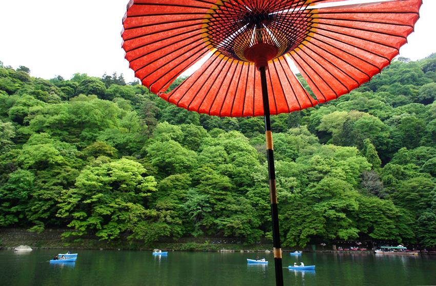 新緑嵐山10