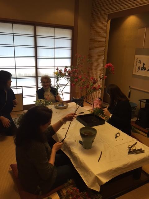 生け花教室4