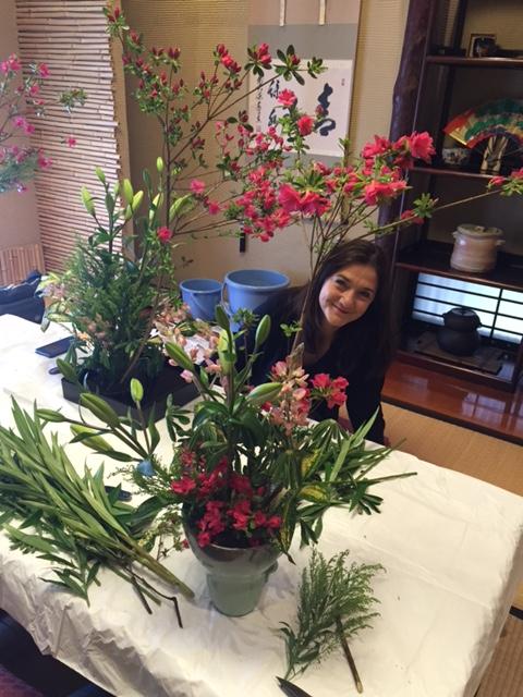 生け花教室6