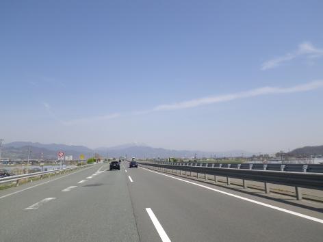 上信越自動車道