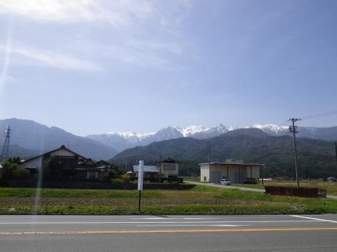サークルK飯島文化館前店 景色