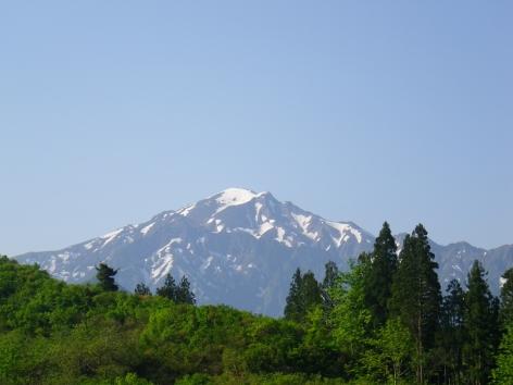 折立温泉 やまきや旅館 越後駒ヶ岳