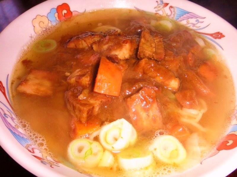 DSC01021麺七カレー9月12日