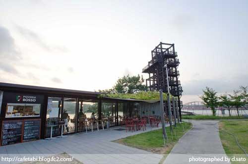 千葉県 市原市 高滝湖 BOSSO イタリアン レストラン ピザ 食事 ランチ ディナー 外観 写真 01