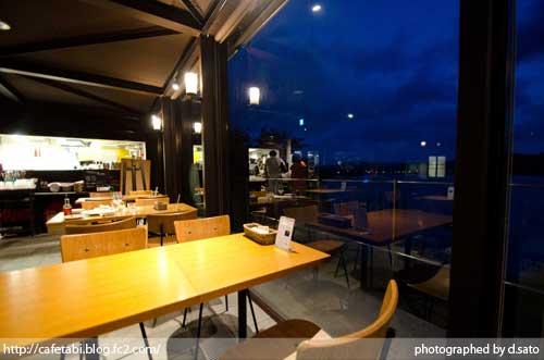 千葉県 市原市 高滝湖 BOSSO イタリアン レストラン ピザ 食事 ランチ ディナー 店内 写真 15
