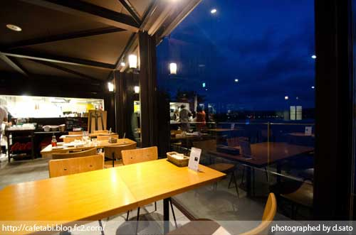 千葉県 市原市 高滝湖 BOSSO イタリアン レストラン ピザ 食事 ランチ ディナー 店内 写真 16