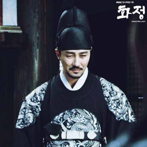 チャスンウォン 華政 차승원 光海君