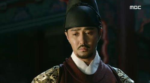 チャスンウォン 光海君 華政