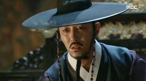 華政 チャスンウォン 光海君