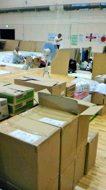 物資支援のコツ (2)