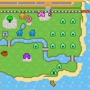 オオカミ村MAP