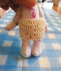 129。。。。編み直すかぁ?
