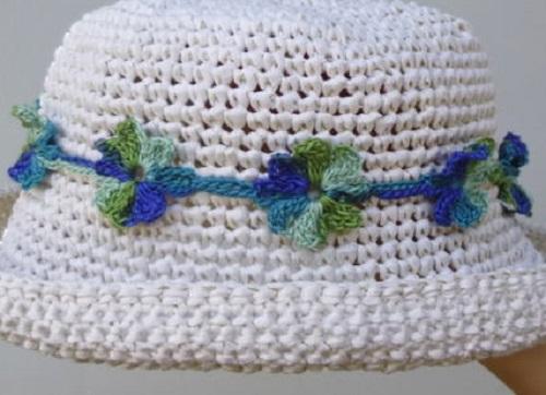 614スーパー和紙リボンベビー・子供用帽子飾りアップ