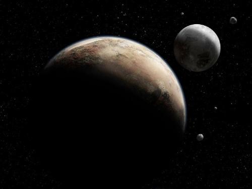 宇宙への旅人 冥王星の衛星の「...