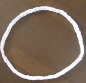 ポリエチ袋フープ  制作過程4