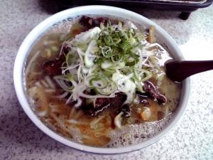 鹿児島ラーメン 真琴 とんこつラーメン
