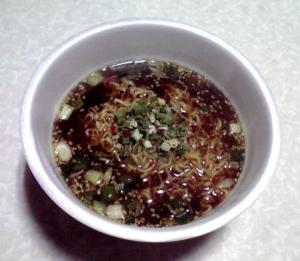 また食べたくなるラーメン 醤油味(2015年)(できあがり)